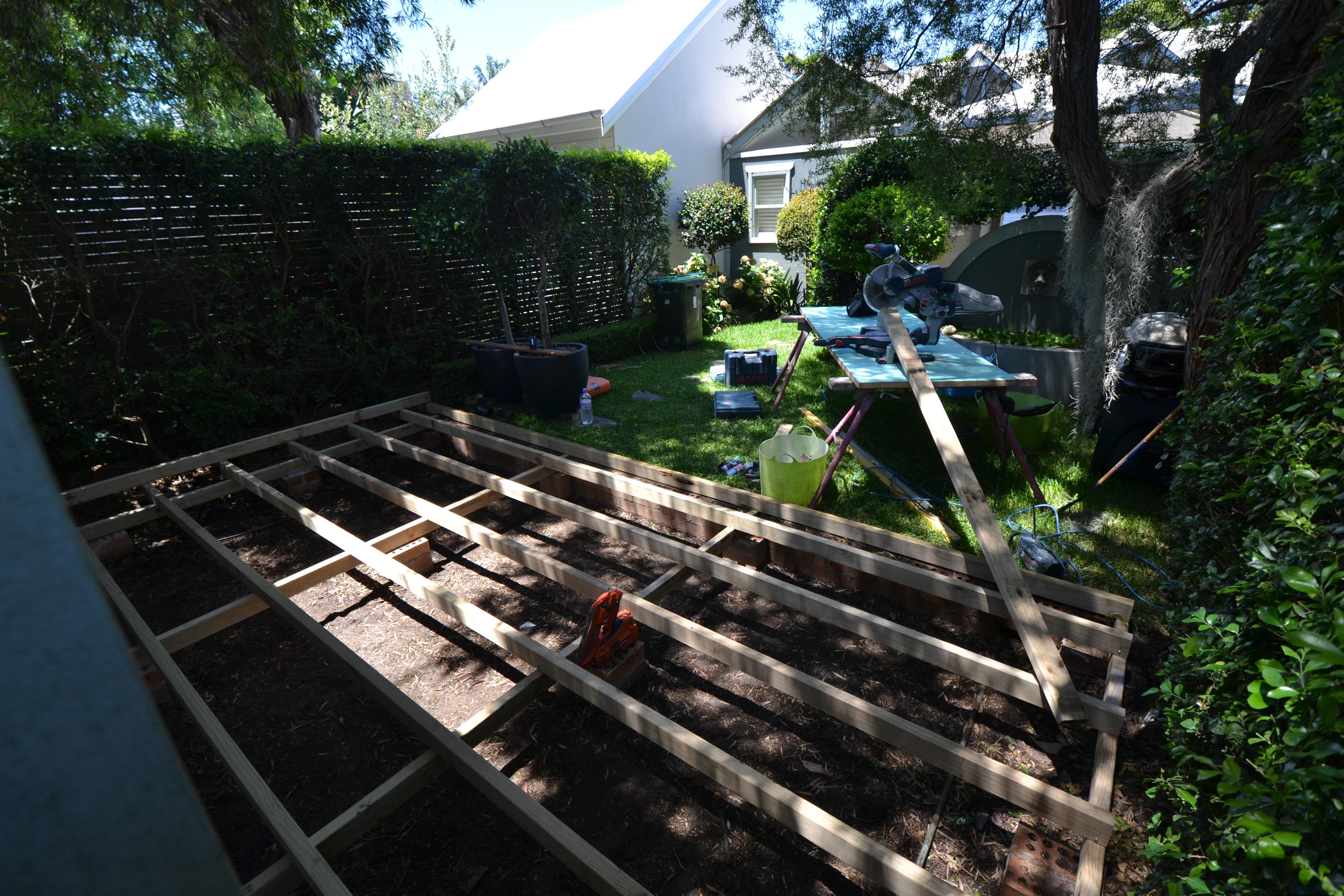 Deck Builder in Sydney